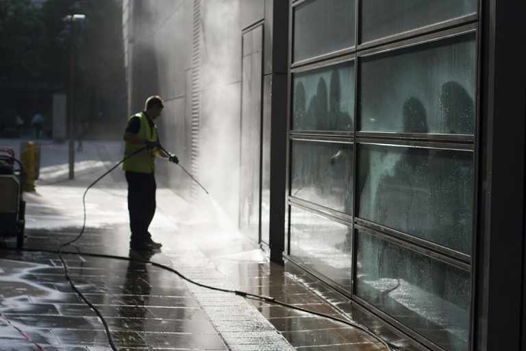 power wash and deep cleaning services Markham