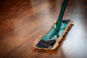 wooden floor restoration