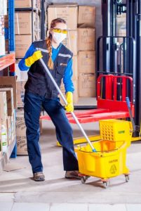 Toronto industrial cleaning