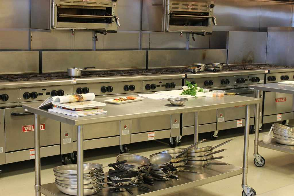 commercial kitchen Etobicoke