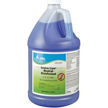 RMC Enviro Care Neutral Disinfectant -MCA group industrial cleaning GTA