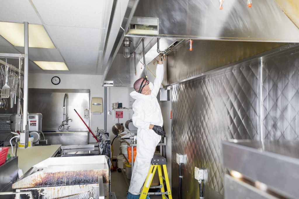 restaurant kitchen clean and disinfection - restaurant cleaning services toronto