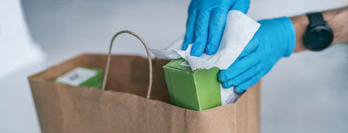 groceries disinfection tips