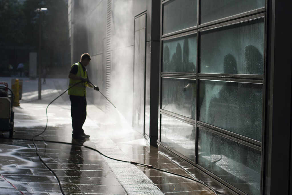 Power Washing Services Barrie
