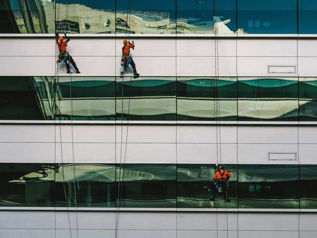 Commercial Building Window Cleaning Services Newmarket