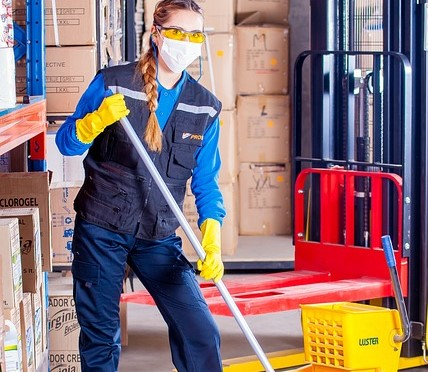 Janitorial Services & Office Cleaning in GTA