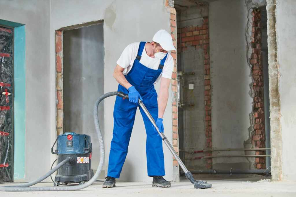 Post Construction Cleaning Services Stouffville