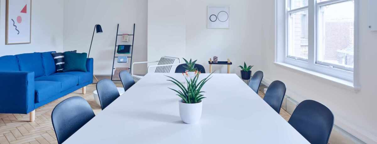 Office Meeting Room Cleaning by MCA Group Ajax