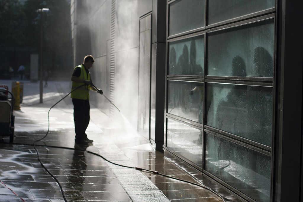 Power Washing Services Markham