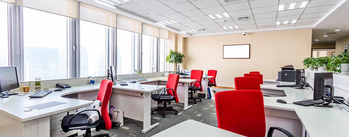 MCA Group Office Building Cleaning Company Barrie