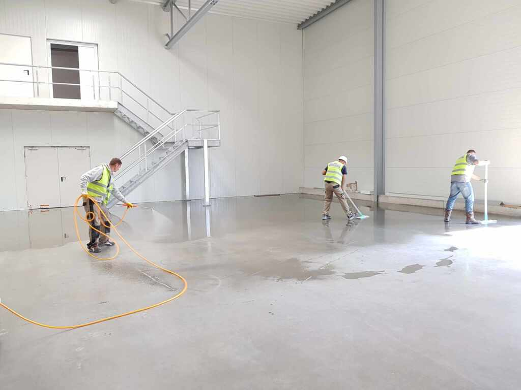 Post Construction Cleaning Services by MCA Group Newmarket