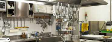 Restaurant Cleaning Services by MCA Group Ajax