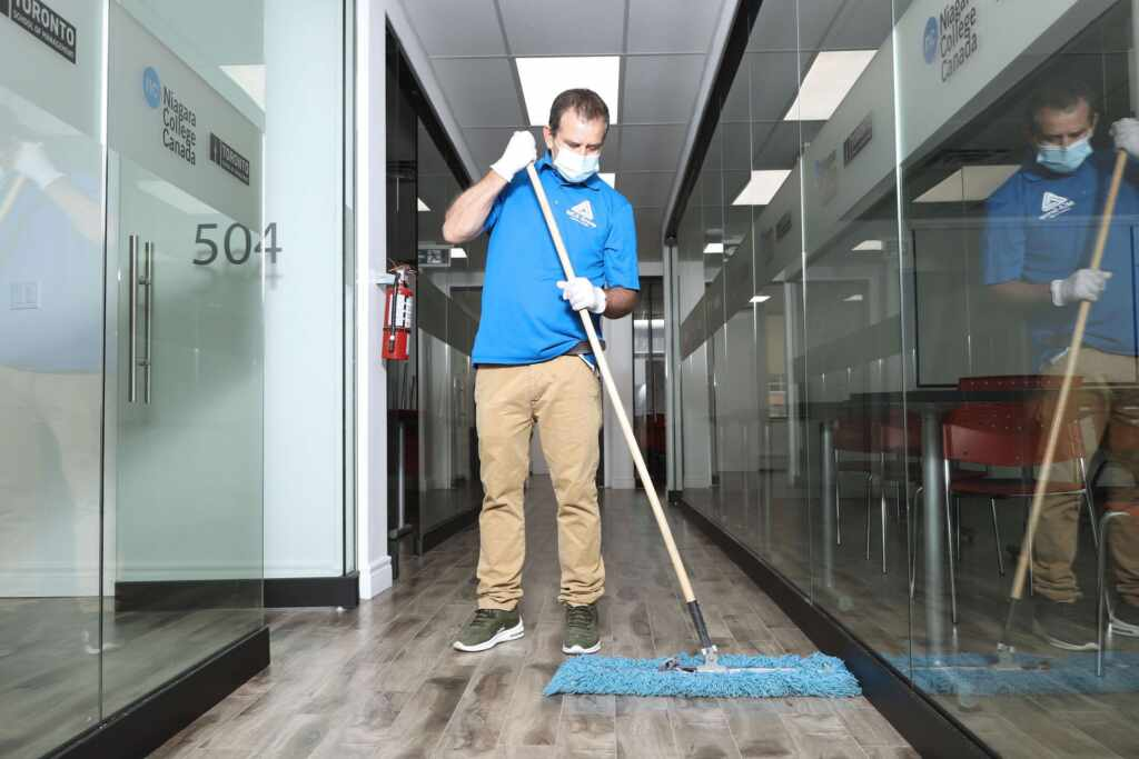 Commercial Cleaning Services Waterloo