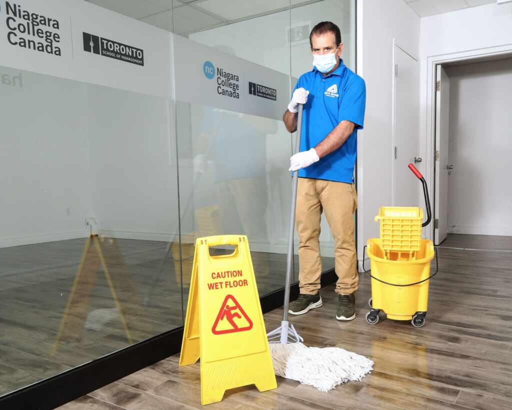 Commercial Office Cleaning Company Brampton