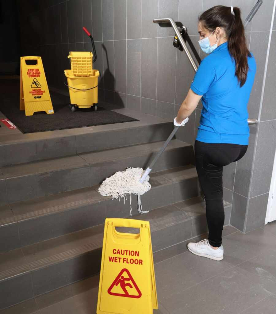 Janitorial Services by MCA Group