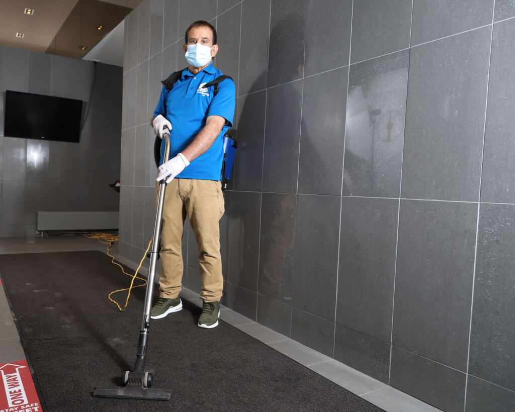 commercial cleaning richmond hill