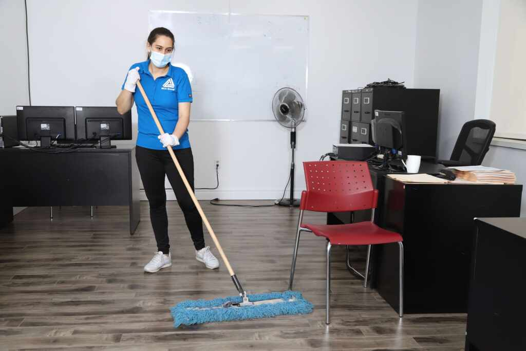janitorial cleaning toronto