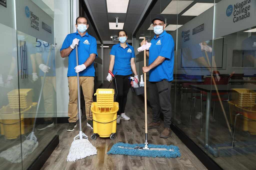 office cleaning newmarket