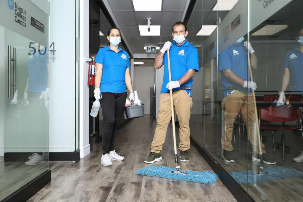 office cleaning companies toronto