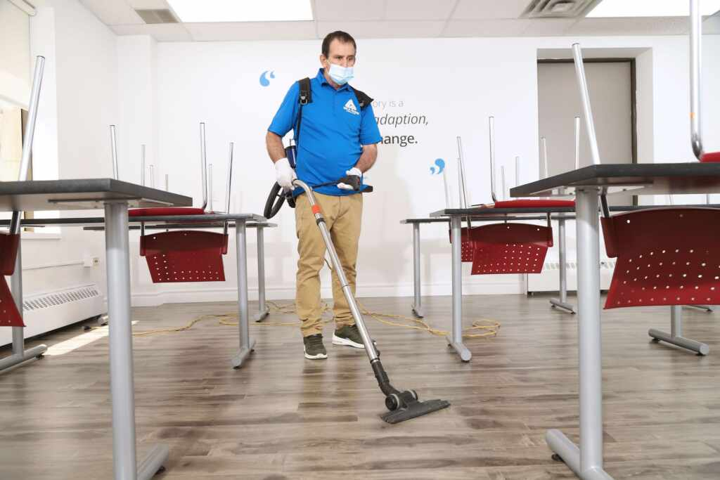 Commercial Cleaning Services in Aurora