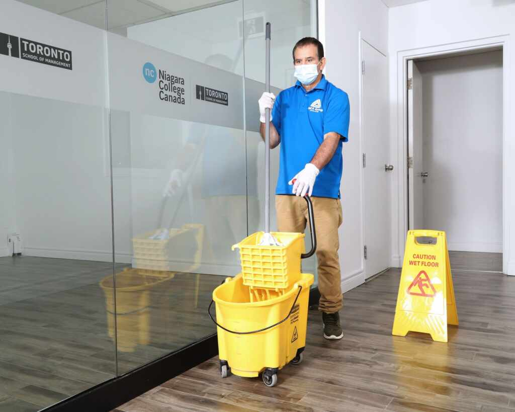 Janitorial Services in GTA