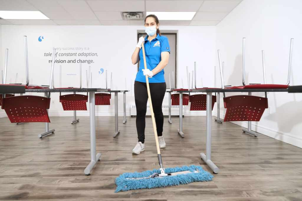 School Cleaning Services Markham