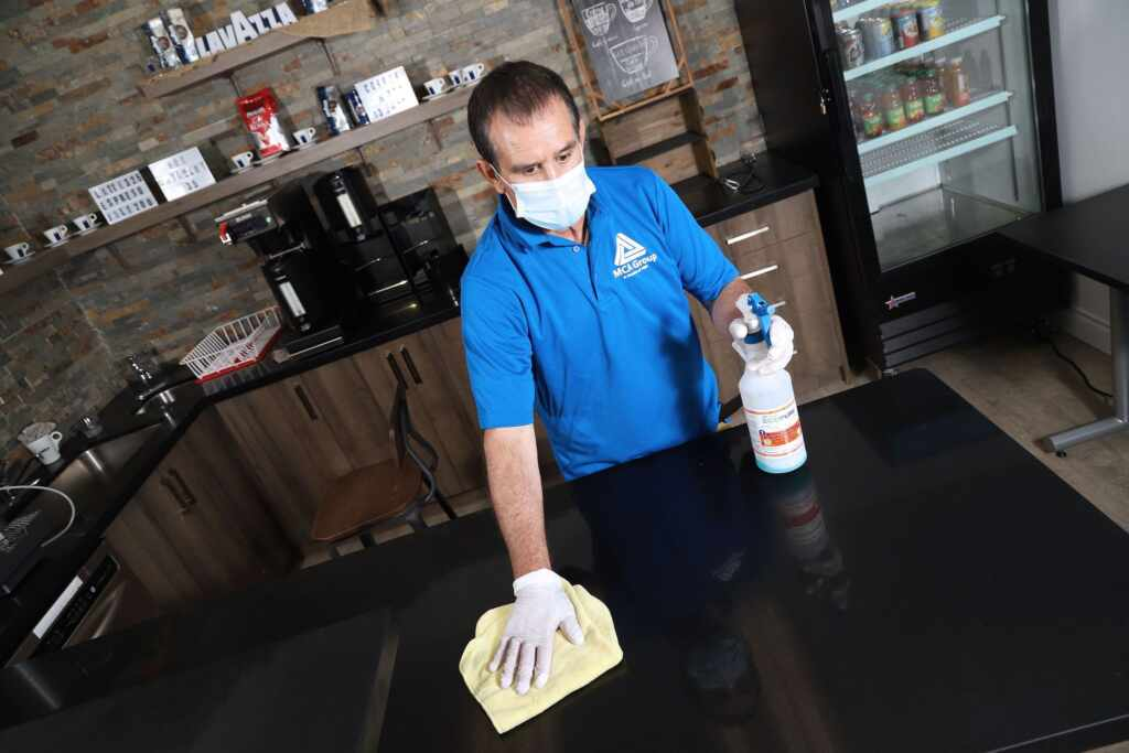 Janitorial Services by MCA Group Vaughan