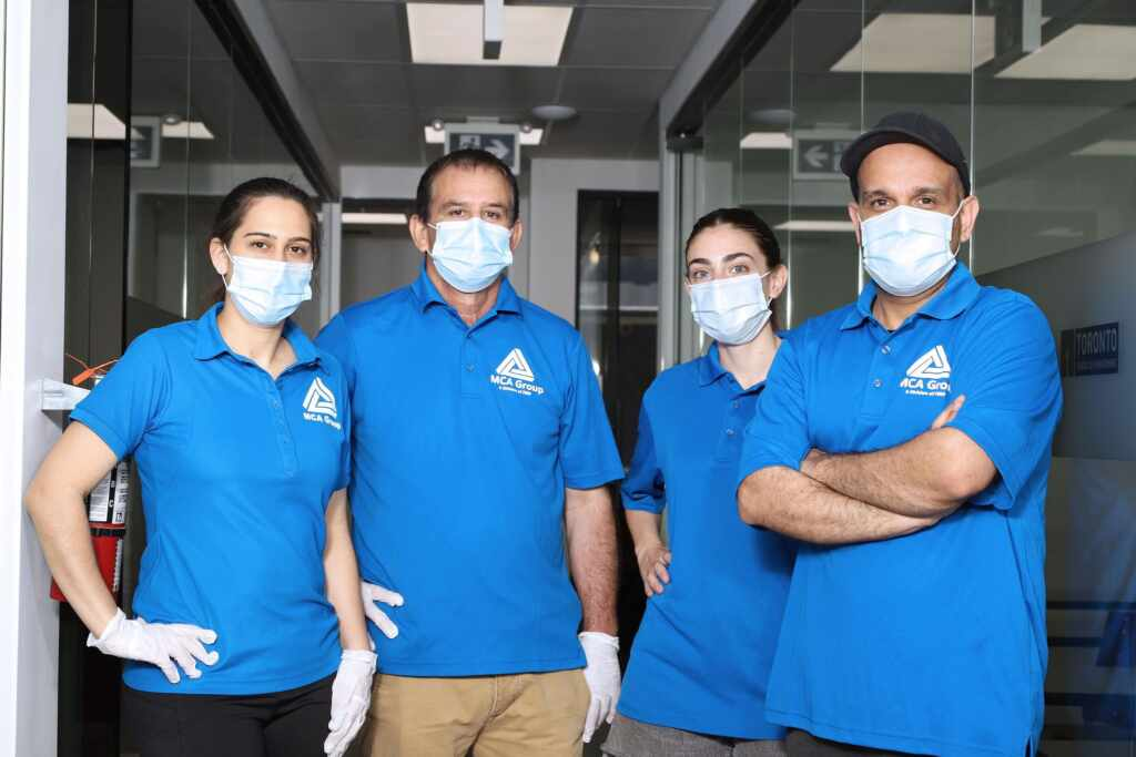 Cleaning and Janitorial Services in Woodbridge