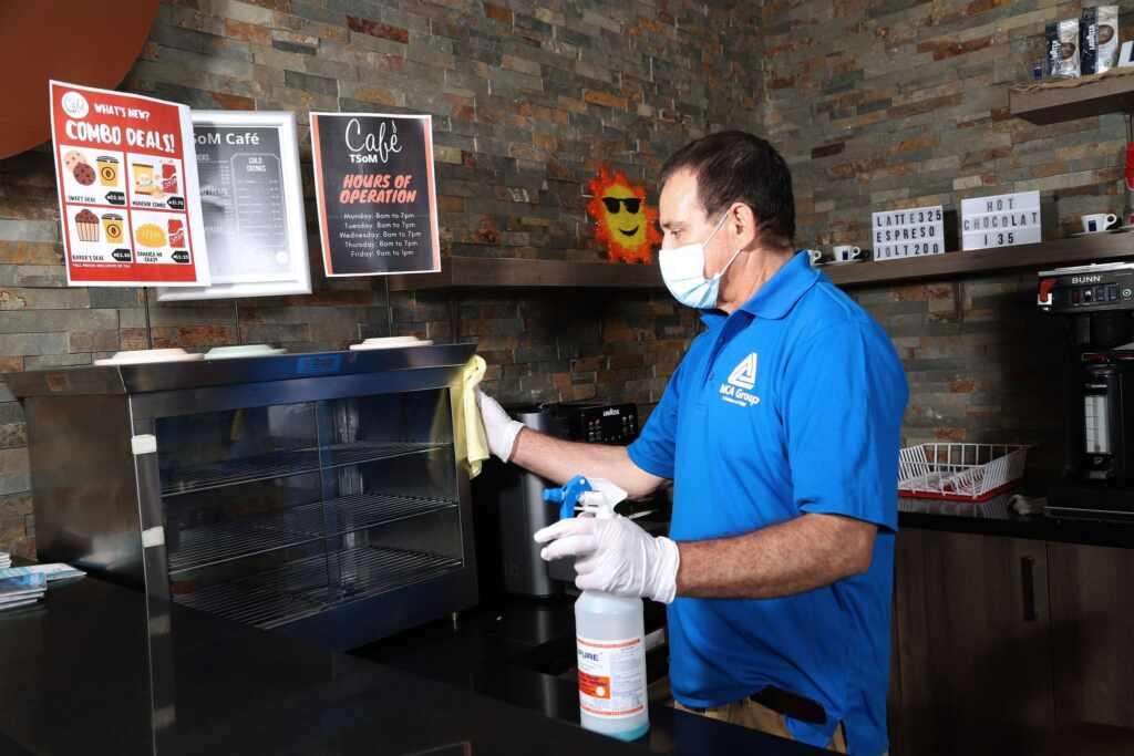 Restaurant Cleaning Services Kitchener