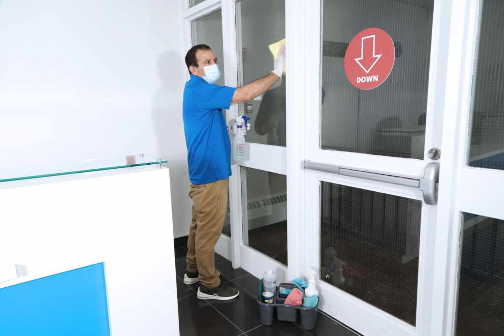 Commercial Building Cleaning Richmond Hill