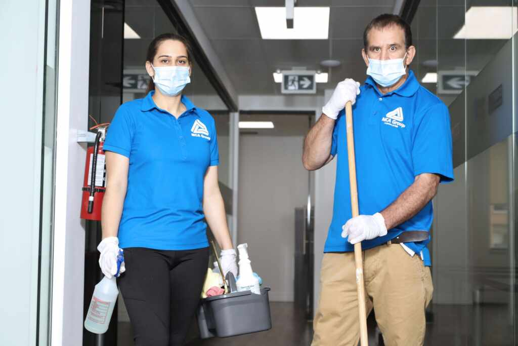 North York commercial cleaning company