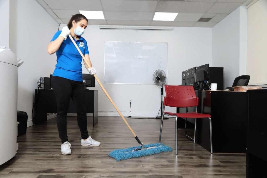 Office Cleaning in Etobicoke by MCA Group