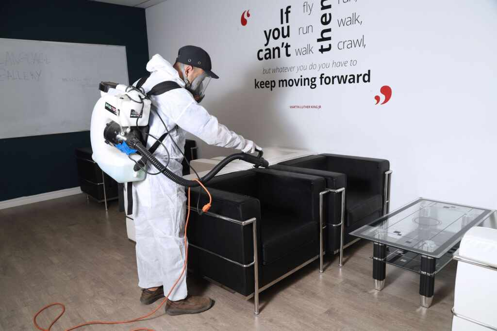 Office Building Cleaning Services by MCA Group Newmarket