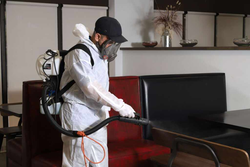 Disinfection & Deep Cleaning Services Woodbridge