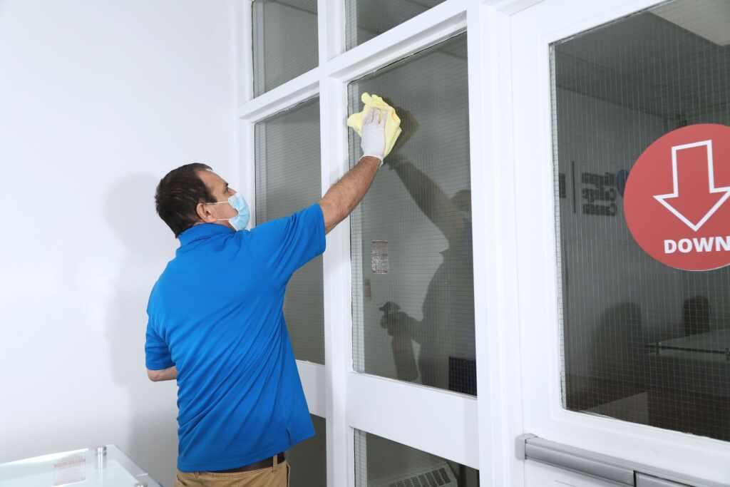 office sanitization services