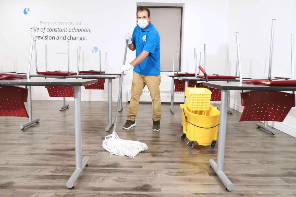 Commercial Janitorial Cleaning Services Ajax