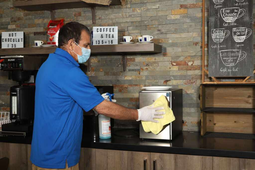 Restaurant Janitor and Cleaning Services Burlington