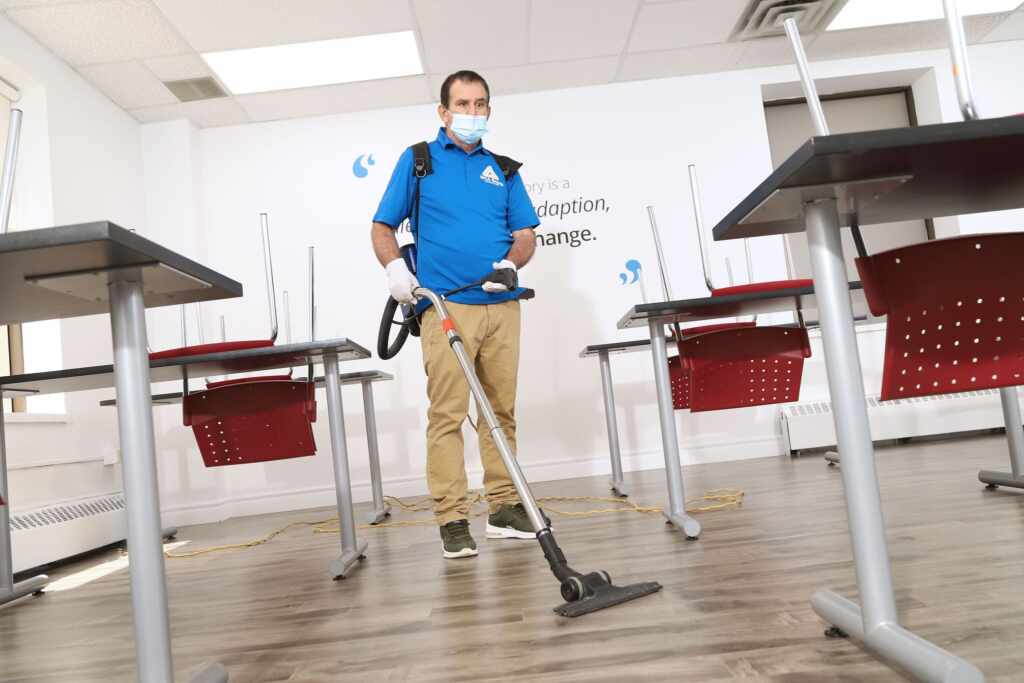 Thornhill School Cleaning Services