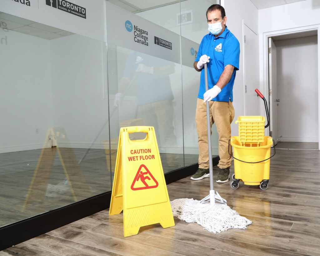 commercial cleaning hamilton